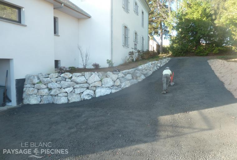 Devant de maison paysager avant tmoignez de votre for Petit muret exterieur