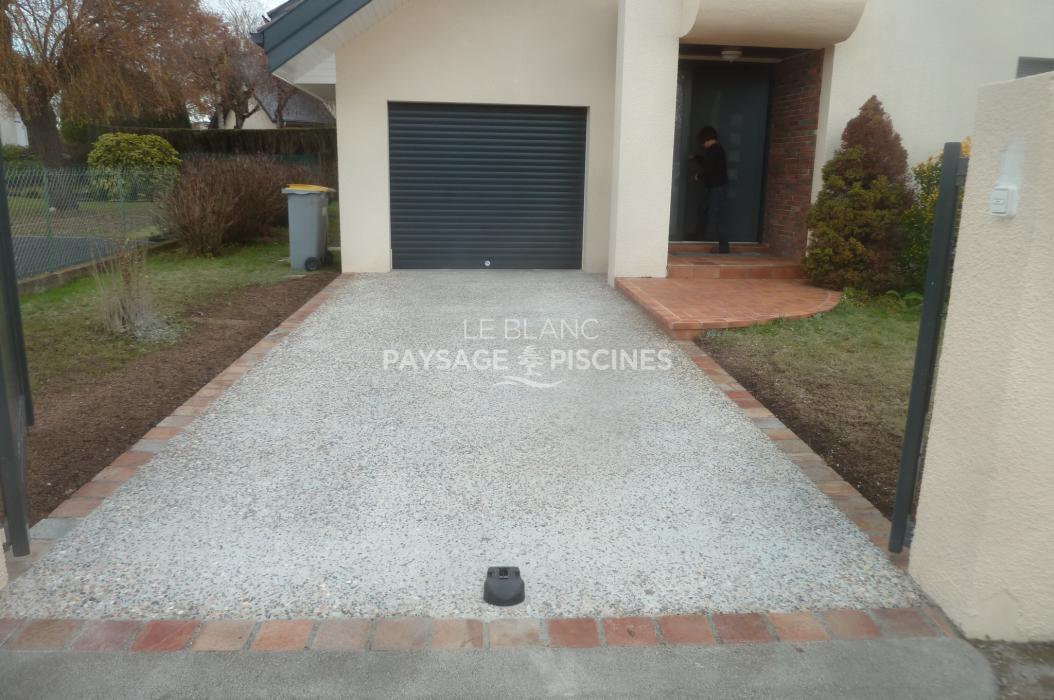 Connu Rénovation cour en béton désactivé - Bordères sur Echez 65  MS96